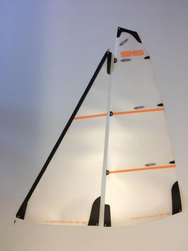 "DF95 ""D"" Set of sails from Joysway"
